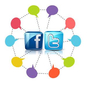 Twitter y Facebook en Venezuela