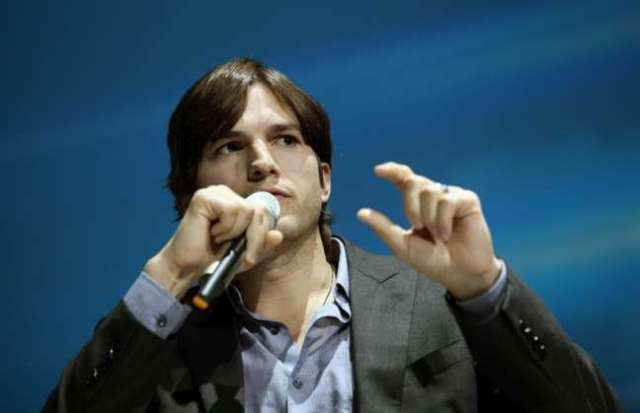 Ashton Kutcher, actor y modelo estadounidense | REUTERS/ Brendan McDermid