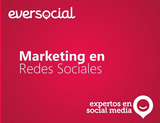 Social Media Marketing – RedesSociales