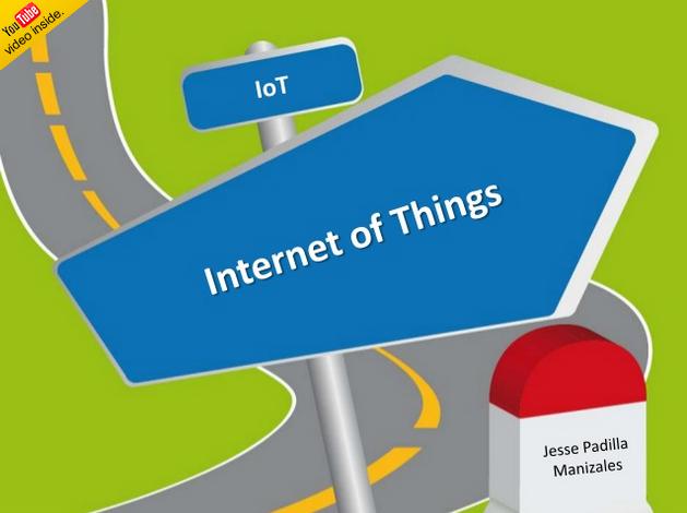 IoT – Internet of Things (Internet de lasCosas)
