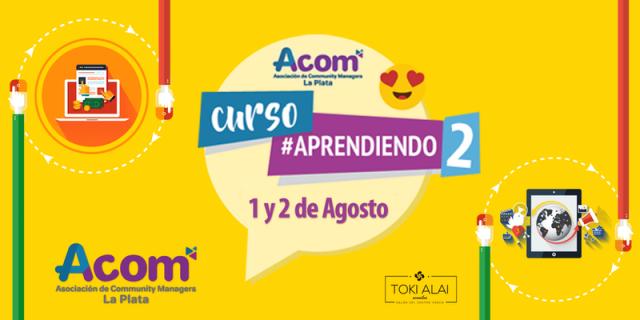 Curso de #aprendiendo2 de La Plata