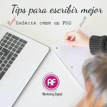 tips para escribir mejor